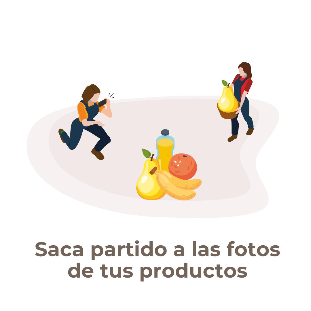 Saca partido a las fotos de tus productos