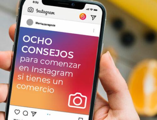 Ocho consejos para comenzar en Instagram si tienes un comercio